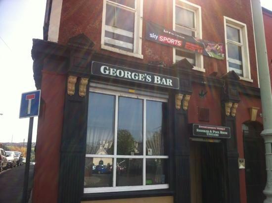 George's Bar: great pub