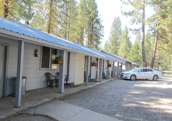 Cedar Lodge Motel & RV Park: Cedar Lodge, Chester