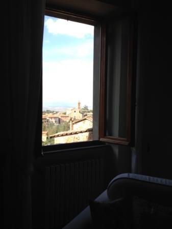 L' Agnolo: vista dalla camera