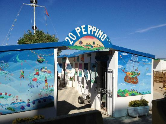 Bagno N. 20 Peppino