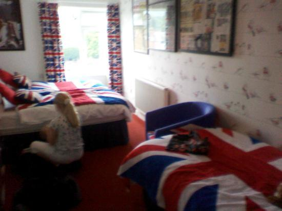 Bank House: Mods Bedroom