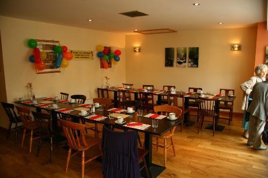 The Peak Restaurant: 80th birthday at Peak Restaurant