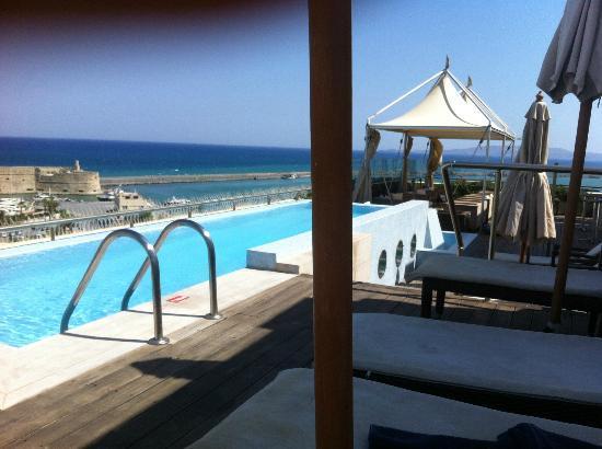 GDM Megaron Hotel: Pool