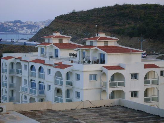 Hotel Sabri : Edifici laterali