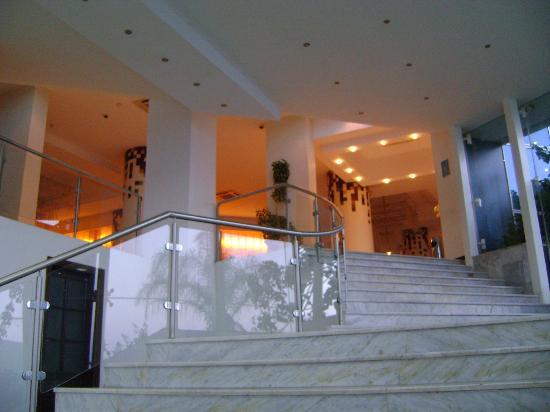 Hotel Sabri: Ingresso