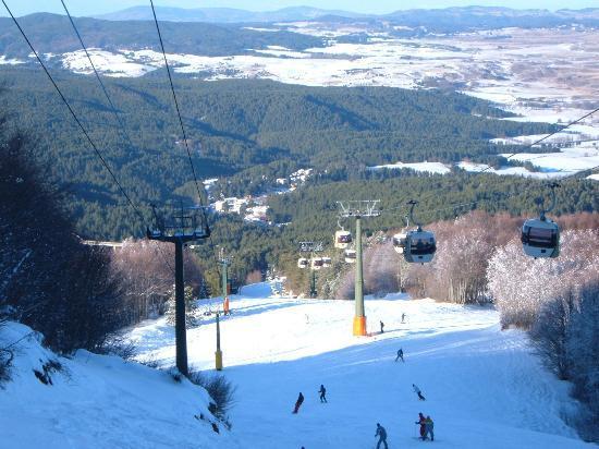 Pedace, Italien: Sport invernali a Lorica