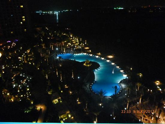 Atlantis, The Palm: View from our balcony - Royal Towers West Wing