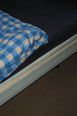 Newcastle Rooms: Die Matratze