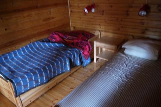 Holiday Center Saimaanranta: Спальня, дом №305