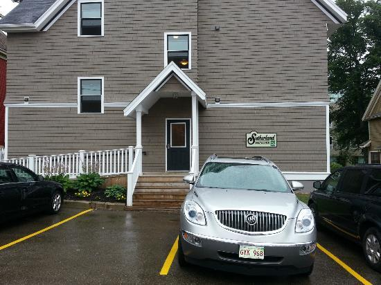 Quality Inn & Suites Downtown: Sutherland House