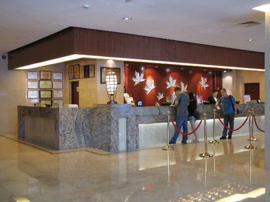 Donlord International Hotel : Lobby