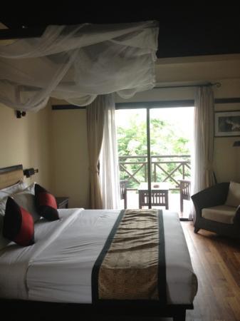 Ansara Hotel: la chambre