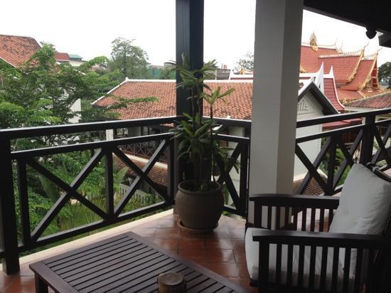 Ansara Hotel: la terrasse de la suite