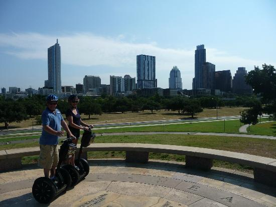 Segway Nation: Segway Tour, Austin