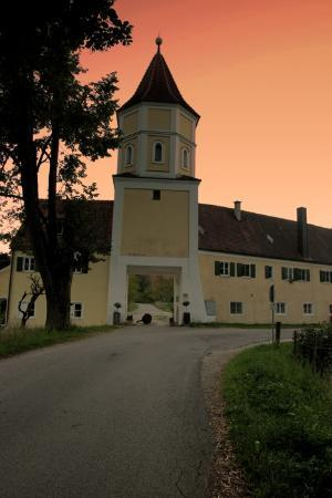 Aichach, Jerman: the schloss