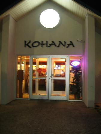 Kohana Japanese Restaurant