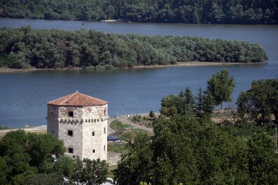 Nebojsa Tower: Torre Nebojsa - Belgrado
