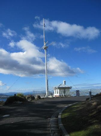 Mount Nelson Lookout: Mt Nelson Signal Station