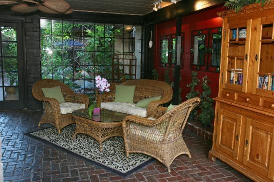 Villa Royale Inn: Lobby