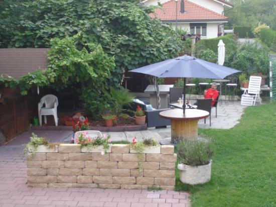 Rêves Gourmands : Jardin