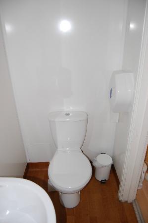 Hostelpoint-Brighton: Die Toilette