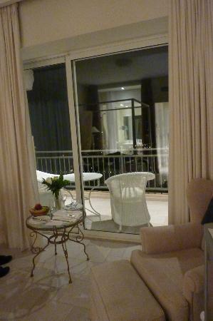 Grecotel Eva Palace: Room/balcony