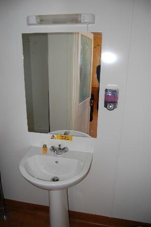 Hostelpoint-Brighton: Das Waschbecken