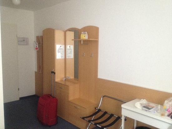 Hotel Donaustadt Kagran: entrance