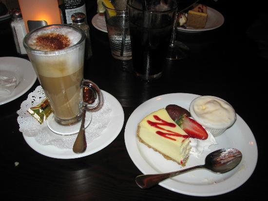 Lakeside Bar & Grill: En god efterrätt