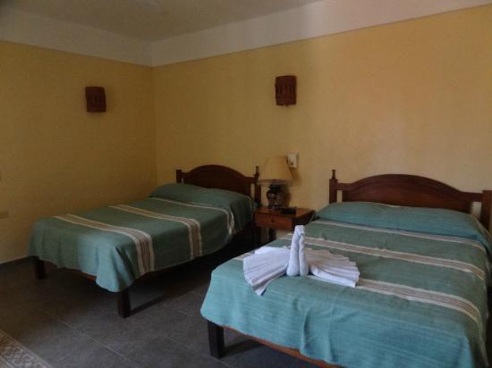 Hotel Real del Mayab: HABITACION