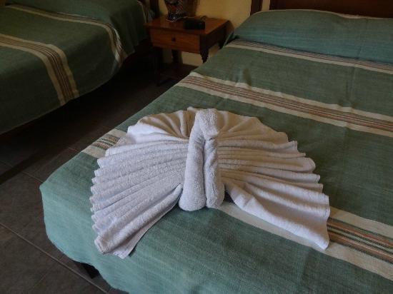 Hotel Real del Mayab: UN DETALLE