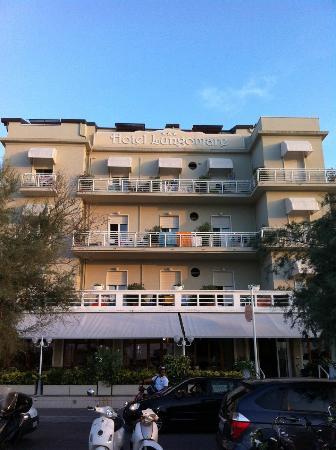 Hotel Lungomare: Hotel