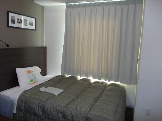 Comfort Hotel Naha Prefectural Office: Single room
