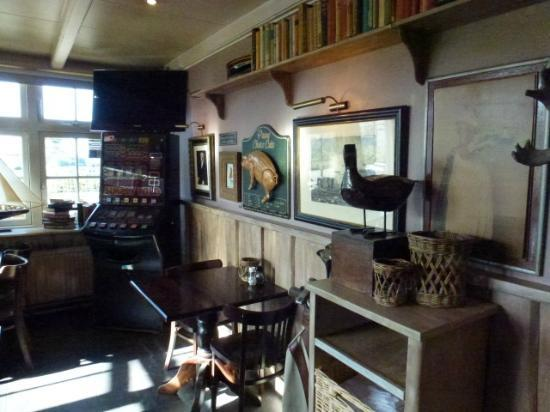 Hotel Cafe Restaurant Heineke : Particolare del ristorante