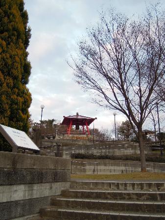 Flower Expo Memorial Park Tsurumi Ryokuchi: 鶴見綠地,美景到處可見。