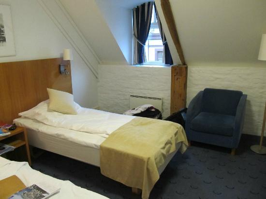 Clarion Collection Hotel Bryggen: Room