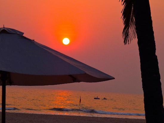The Leela Goa: Sunsets are never dull