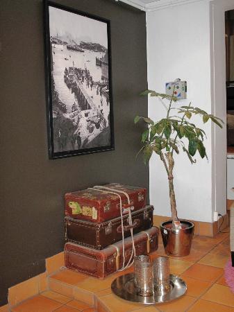 Clarion Collection Hotel Grand Bodo: Interni