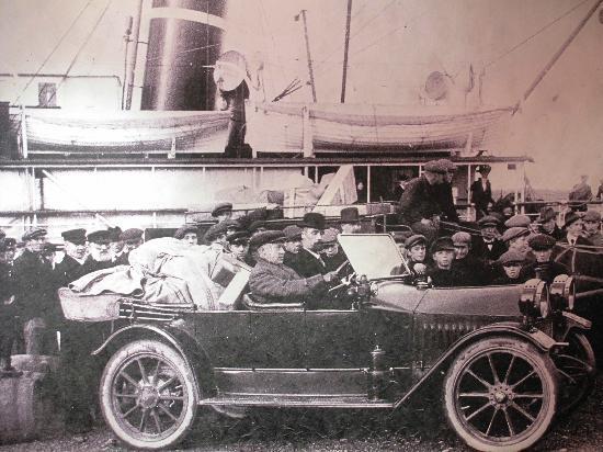 Clarion Collection Hotel Grand Bodo: Foto d'epoca