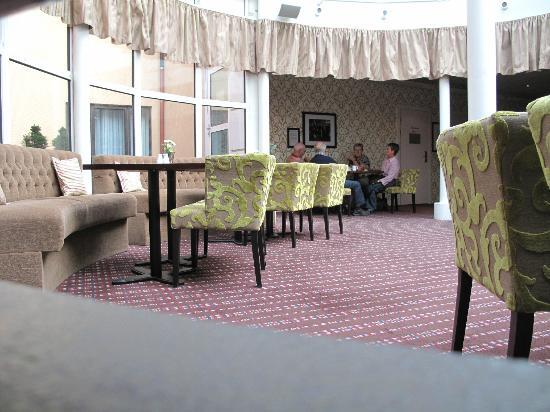Clarion Collection Hotel Grand Bodo: Sala da pranzo.