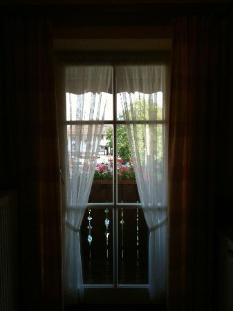 Landhotel beim Has'n: Dalla finestra