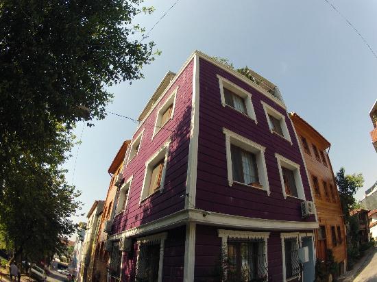 topkapi apartments istanbul