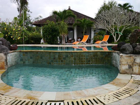 Cabé Bali: la piscine