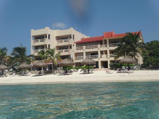 Hacienda de la Tortuga: Vista dal mare