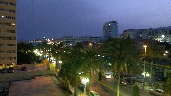 MedPlaya Hotel Villasol : noche desde el hotel