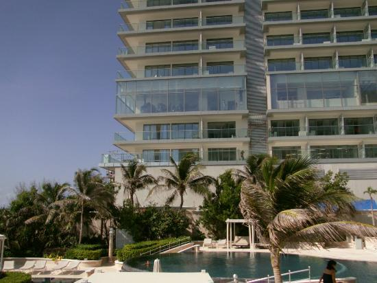 Sandos Cancun Lifestyle Resort: Baustelle