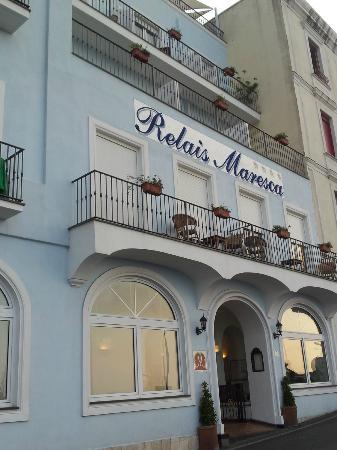 Hotel Relais Maresca: Facciata Relais Maresca