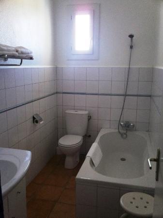 Hotel Des Nacres : bagno