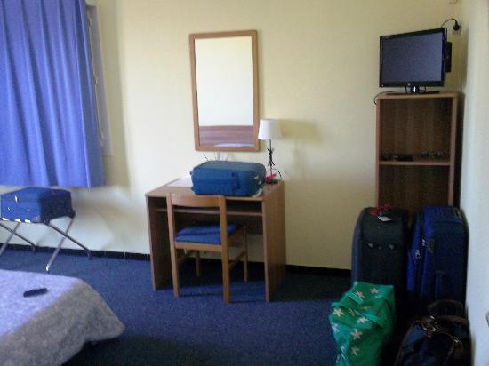 Hotel Des Nacres : camera