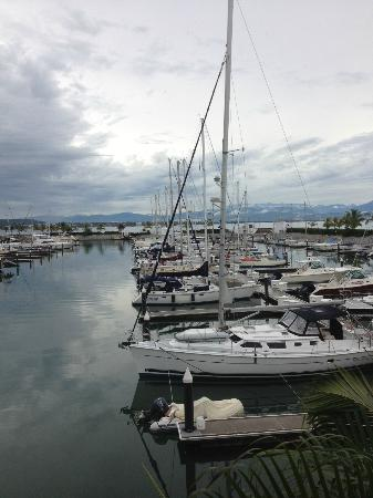 IKUAI Sailor Pub : View from Ikuai Restaurant